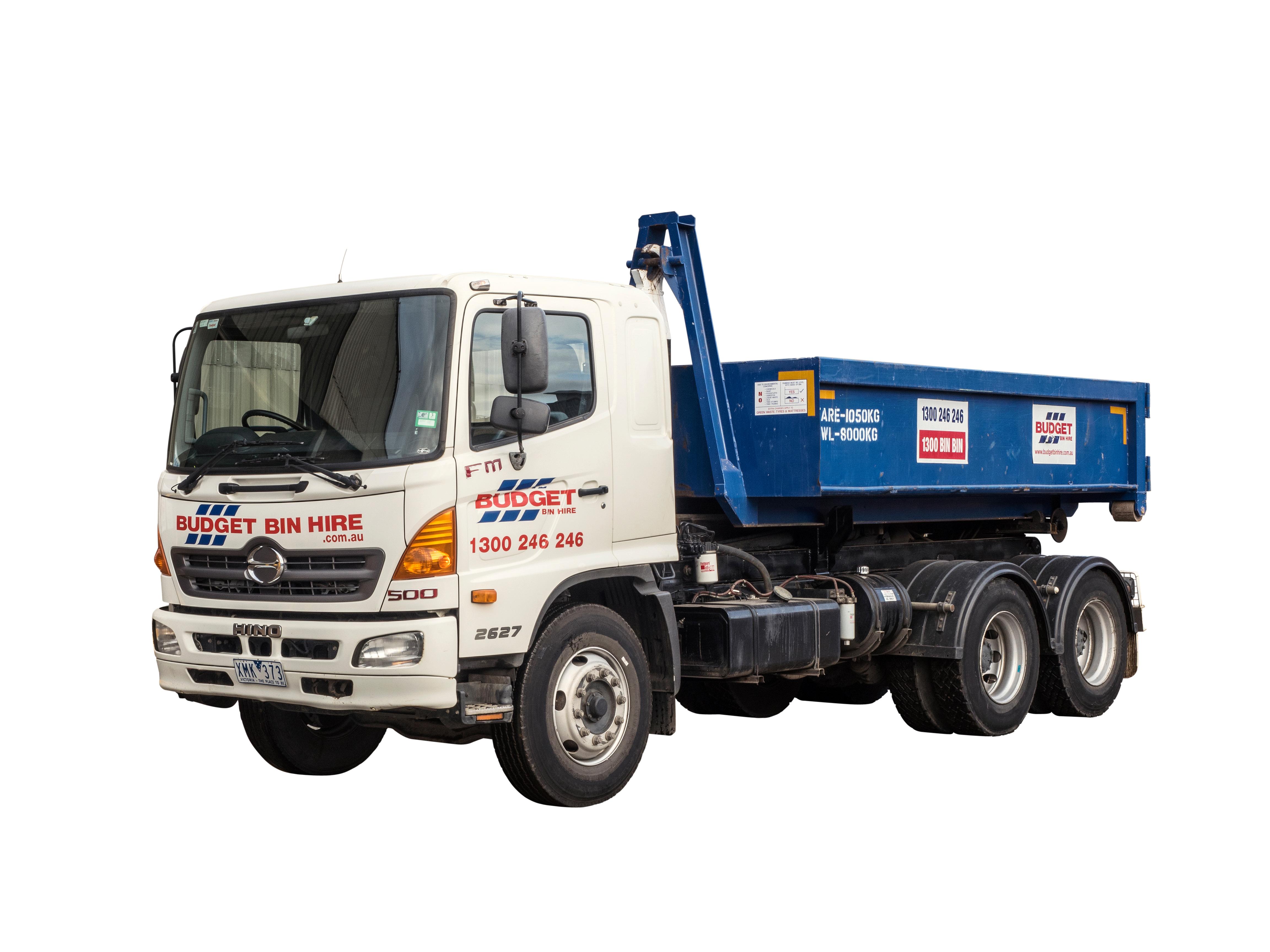 Bogey Drive Truck SW (Big)