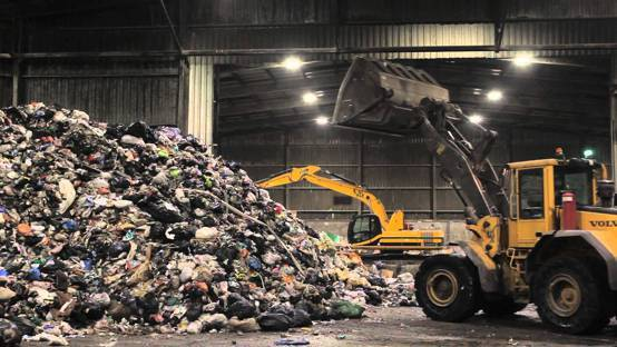 Our Waste Transfer Station
